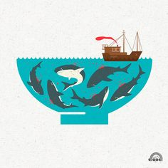 """Shark Fin Soup""  by Lim  Heng Swee"