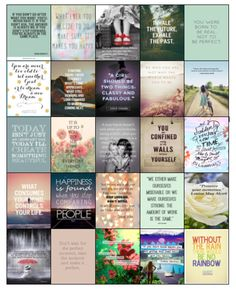 Inspirational Quotes Stickers for Erin Condren Planners Set 2- Plum Planner/Inkwell/Filofax by PlannerCandyDesigns on Etsy https://www.etsy.com/listing/223080666/inspirational-quotes-stickers-for-erin