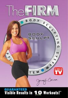 The Firm: Body Sculpting System - Cardio Sculpt: Working out-to get that heart pumping and efficiently burning more fat for a totally improved cardiovascular fitness and sculpting program. The Firm Workout, Step Workout, Workout Dvds, Dance Workout Videos, Weight Loss Video, Fat Burning Cardio, Aerobics Workout, Fitness Planner, Body Sculpting