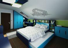 Futuristic Home, Sliding Doors, Bedroom, House, Furniture, Home Decor, Sliding Door, Decoration Home, Home