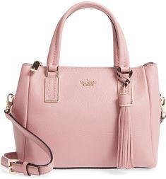 Kate Spade New York - kingston drive - small alena leather satchel