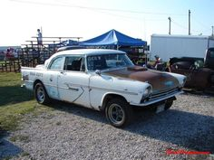 2007 HAMB Drags pits Plymouth Belvedere, Chrysler New Yorker, Roll Cage, Transportation, Inspired, Building, Buildings