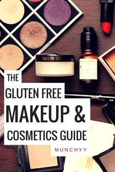 Gluten Free Makeup,