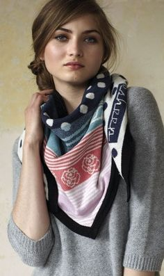 Nordic Scarf - $54.08