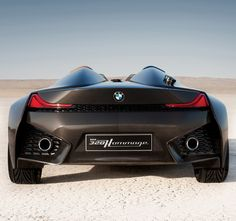 BMW 328 Hommage that's a good looking backend I wonder what the front looks like.