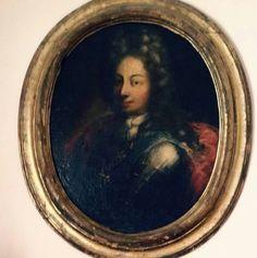 #ancestor #antique #portait #Melchiorre #Giraud #marchese #Digne #noblesse