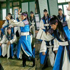 Hwarang Taehyung (BTS) as Hansung Park Hyung Sik, Bts Bangtan Boy, Bts Boys, K Pop, V Hwarang, Hwarang Taehyung, Kdrama, Boy Band, Loli Kawaii