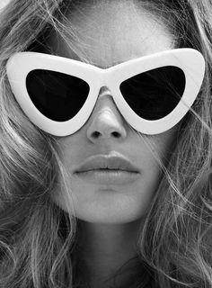 Acessórios Vintage, Óculos De Sol Vintage, Oculos De Sol Gatinho, Óculos  Gatinho, 7dcdcb45d3