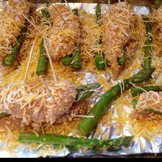 Rice crispy chicken!!!