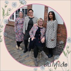 De fire søde Mustus tøser er her hoppet i et par lækre Du Milde jakker for at gøre din solskinsdag lidt bedre. ☀️Du kan nemlig spare op til 800,- på de fire skønheder. - Ja se... Nu smiler du også 😉💕#mustus #Dumilde #colors #photooftheday #instagood #jakker #vintage #danishdesign #fashion #inspiration #forår #sommer #tilbud #svendborg #smil