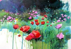 Milind Mulick Watercolour Paintings - 20