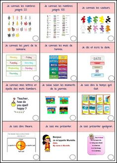 image 2 cahier réussites anglais #apprendreanglais,apprendreanglaisenfant,anglaisfacile,coursanglais,parleranglais,apprendreanglaisfacile,leconanglais,apprentissageanglais,formationanglais English Time, English Class, English Lessons, Learn English, English Primary School, English Posters, Do You Work, Cycle 3, Learning Spanish