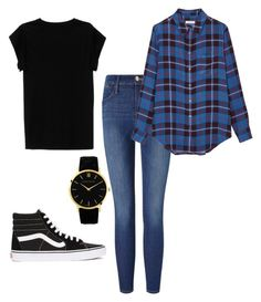 """Shawn mendes"" by gurveenpanesar ❤ liked on Polyvore featuring Frame Denim, Isabel Marant, Equipment, Vans and Larsson & Jennings"