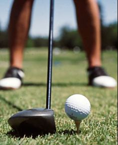 Golfing is a great way to get exercise! A lot of walking and great for the arms.