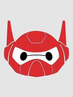baymax in helmet - Google Search