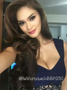 Candidate No. 10 Name: Pia Alonzo Wurtzbach Age: 25 years old From: Cagayan de Oro City Height: Vitals: 35 - - yan lahat no change Pia Wurtzbach Makeup, Bridal Makeup, Wedding Makeup, Party Makeup, Bridal Hair, Pageant Makeup, Beauty Pageant, Pagent Hair, Competition Makeup
