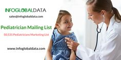 The targeted Pediatric Physician Email Addresses are developed for campaign success and can guarantee deliverables in a planned and systematic manner. Our Pediatrician Mailing List is created from hundreds of sources, including telephone verification, resulting in the highest data quality and accuracy.