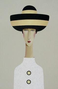 Amelie by Danny McBride Danny Mcbride, Jr Art, Commercial Art, Woman Painting, Whimsical Art, Amelie, Colored Pencils, Snow White, Art Gallery