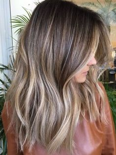 Fall/Winter Hair Color Ideas for Women's