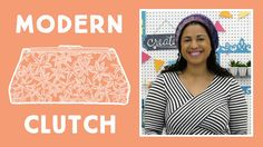 Make Your Own Modern Clutch