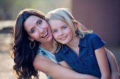 Mother & daughter photo by EK One Stop Studio