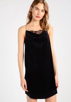 Vero Moda VMSCARLETT - Jerseykleid - black - Zalando.de