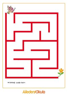 Transportation Preschool Activities, Preschool Education, Preschool Learning Activities, Infant Activities, Printable Preschool Worksheets, Mazes For Kids Printable, Worksheets For Kids, Kindergarten Worksheets, Logic Games For Kids