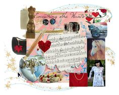 """""""Everything She Wants"""" by artbymarionette ❤ liked on Polyvore featuring handmade, shopsmall, integrityTT and EtsySpecialT"""