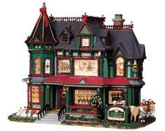 12 Days of Christmas Manor
