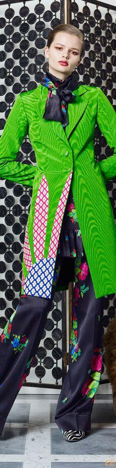 Duro Olowu Fall 2016 Ready-to-Wear