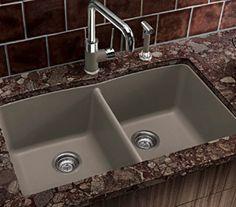 Win a BLANCO SILGRANIT II DIAMOND Double Bowl Sink! esteryates69@yahoo.com