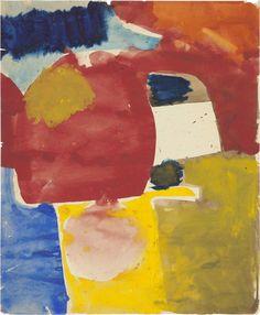 Untitled (CR no. 1189), 1952 by Richard Diebenkorn
