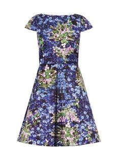 Royal jewel-print dress | Mary Katrantzou | MATCHESFASHION.COM