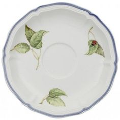 #Villeroy & and boch cottage #saucer for tea or #coffee cup 15cm new nwl,  View more on the LINK: http://www.zeppy.io/product/gb/2/121815609143/