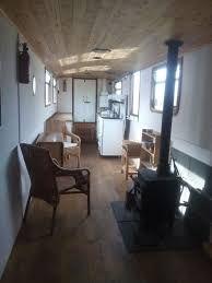 Image result for diner layout narrowboat