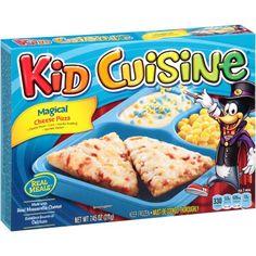 Kid Cuisine® Magical Cheese Pizza Frozen Dinner 7.45 oz. Box