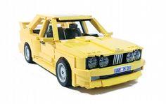 BMW's first generation M3
