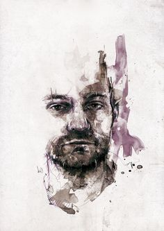 Amazing Portrait Illustrations by Florian Nicolle | Art and Design