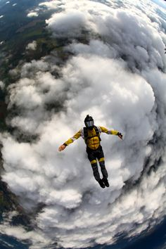 Something I am going to do, HALO jump: High Altitude Low Opening parajumping