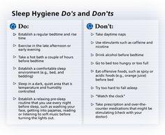This week's #BedPostBlog - #Sleep Hygeine