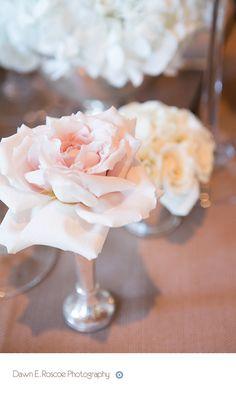 #Pink #rose #weddingcenterpiece.