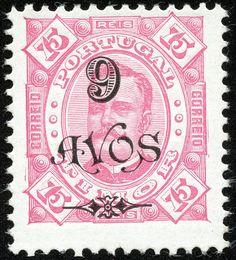 Timor 1902 Scott 97 on rose On Issue of 1894 Dutch East Indies, Timor Leste, Coast Australia, Postage Stamps, Colonial, Portugal, World, Rose, Art