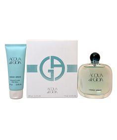 This Acqua di Gioia 3.4-Oz. Eau de Parfum & Body Lotion - Women is perfect! #zulilyfinds