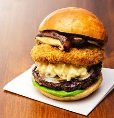 主角是香菇!飽滿又多汁的「THIS 伊豆 香菇漢堡」 | colocal – Japan Culture & Travel