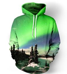 Such a sick Hoodie. Stay warm and look cool ;)  http://iedm.com/ Aurora  Glow Hoodie