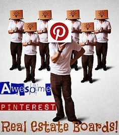 A common mistake prevalent among many real estate agents is the natural instinct just to share real estate listings, which to most people is really boring -- but have no fear, as here are 25 ideas for real estate boards that you can create to bring your Pinterest strategy to the next level and drive tons of traffic in the process back to your blog or website.