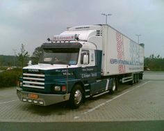 Scania Vabis BD-HS-01 Van Kempen Venlo  143M 500