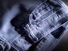 Sartoria Tramarossa: l'unico Jeans con le iniziali di chi le indossa
