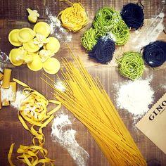Nos gusta la #pasta