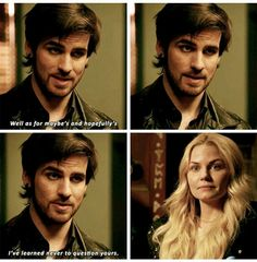 Season 5 Episode 17: Emma and Hook